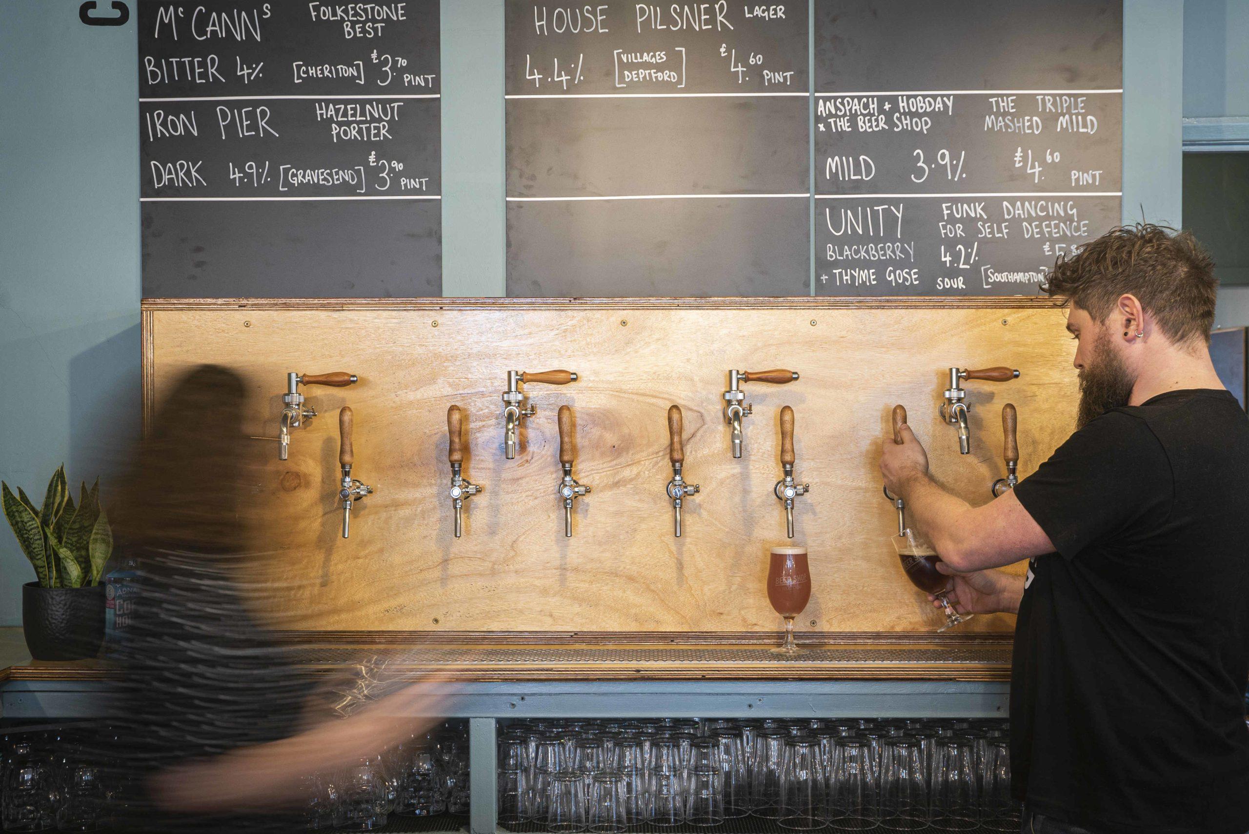 The Beer Shop Bar