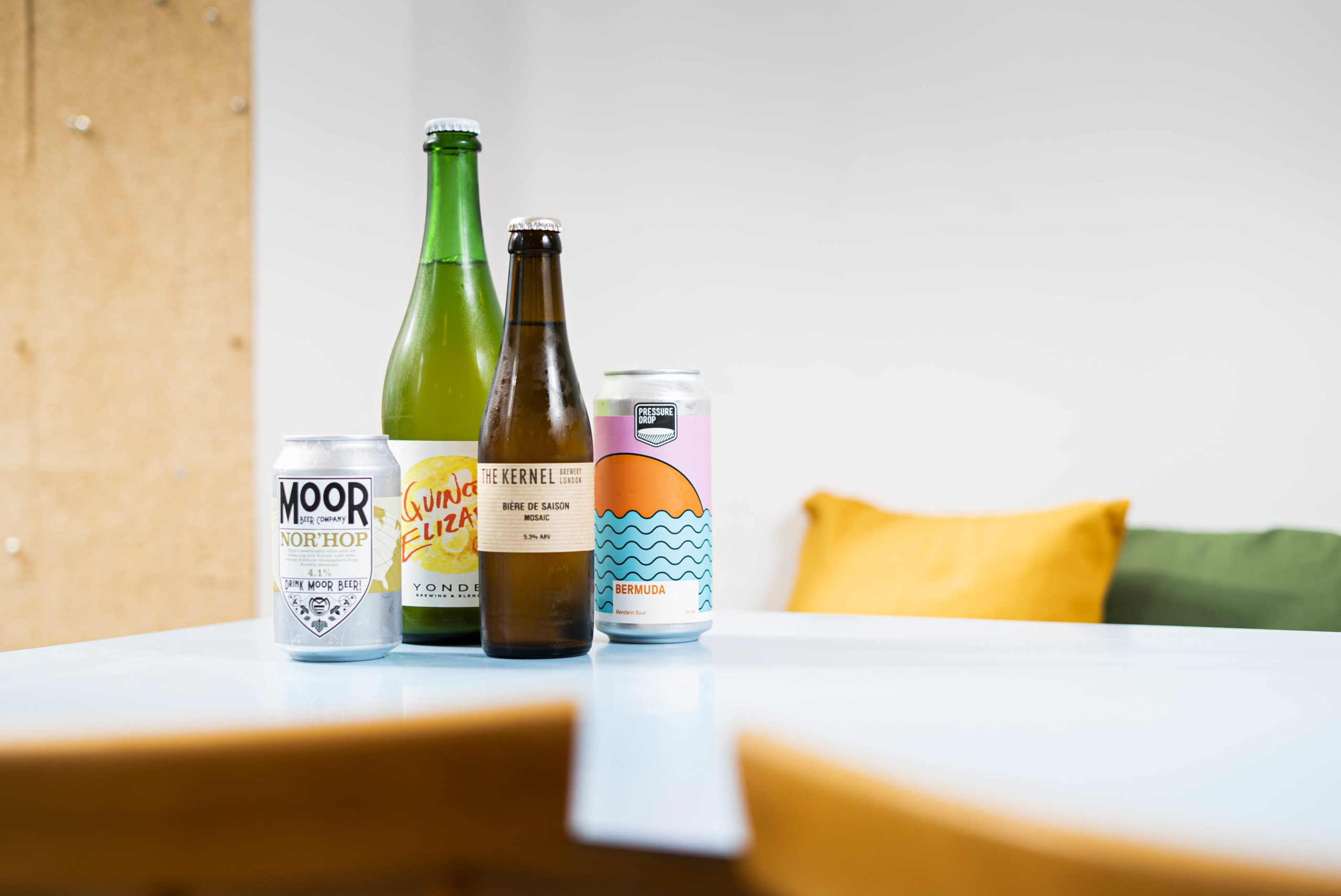 The Beer Shop Collection