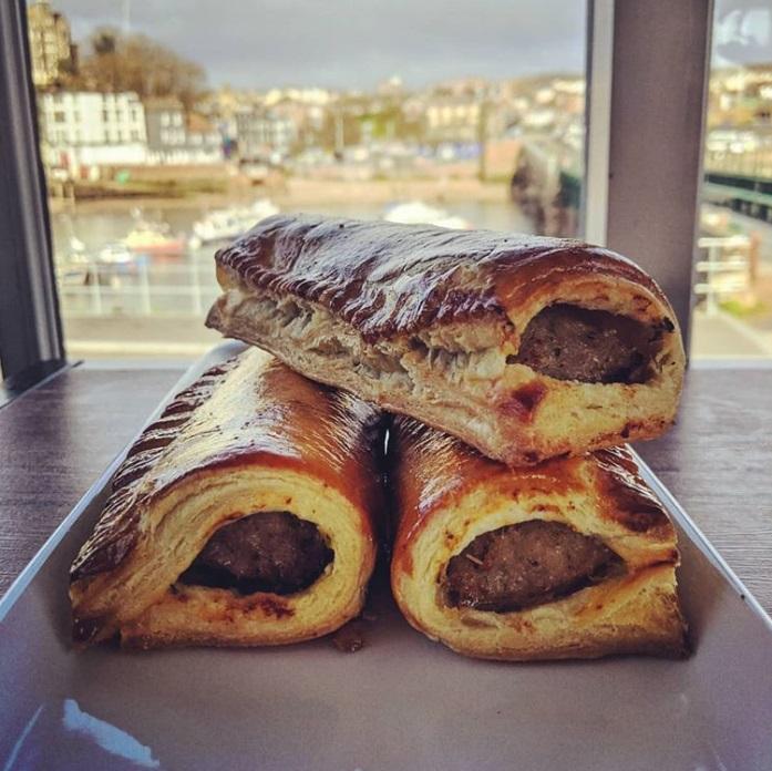 Bobbies Bakehouse Sausage Rolls