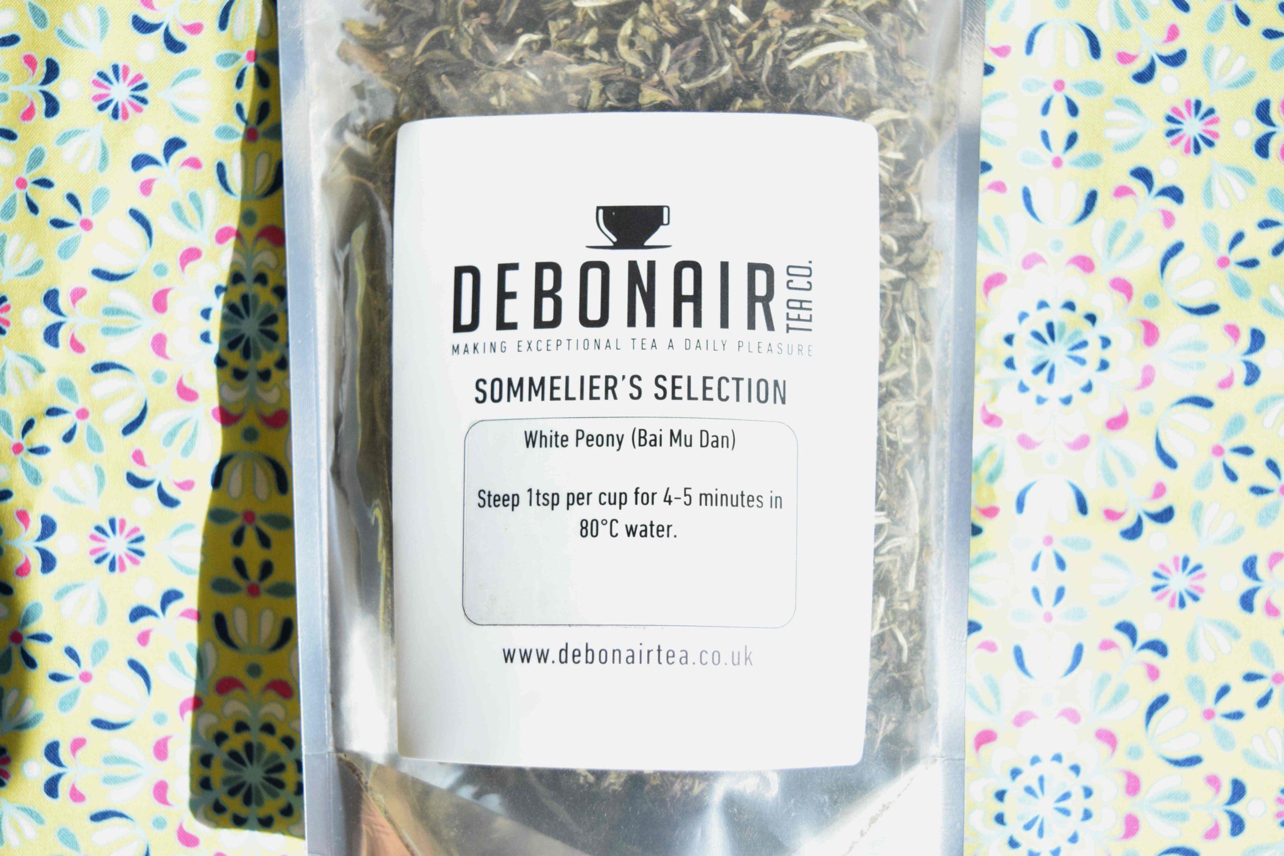 Debonair Tea White Peony