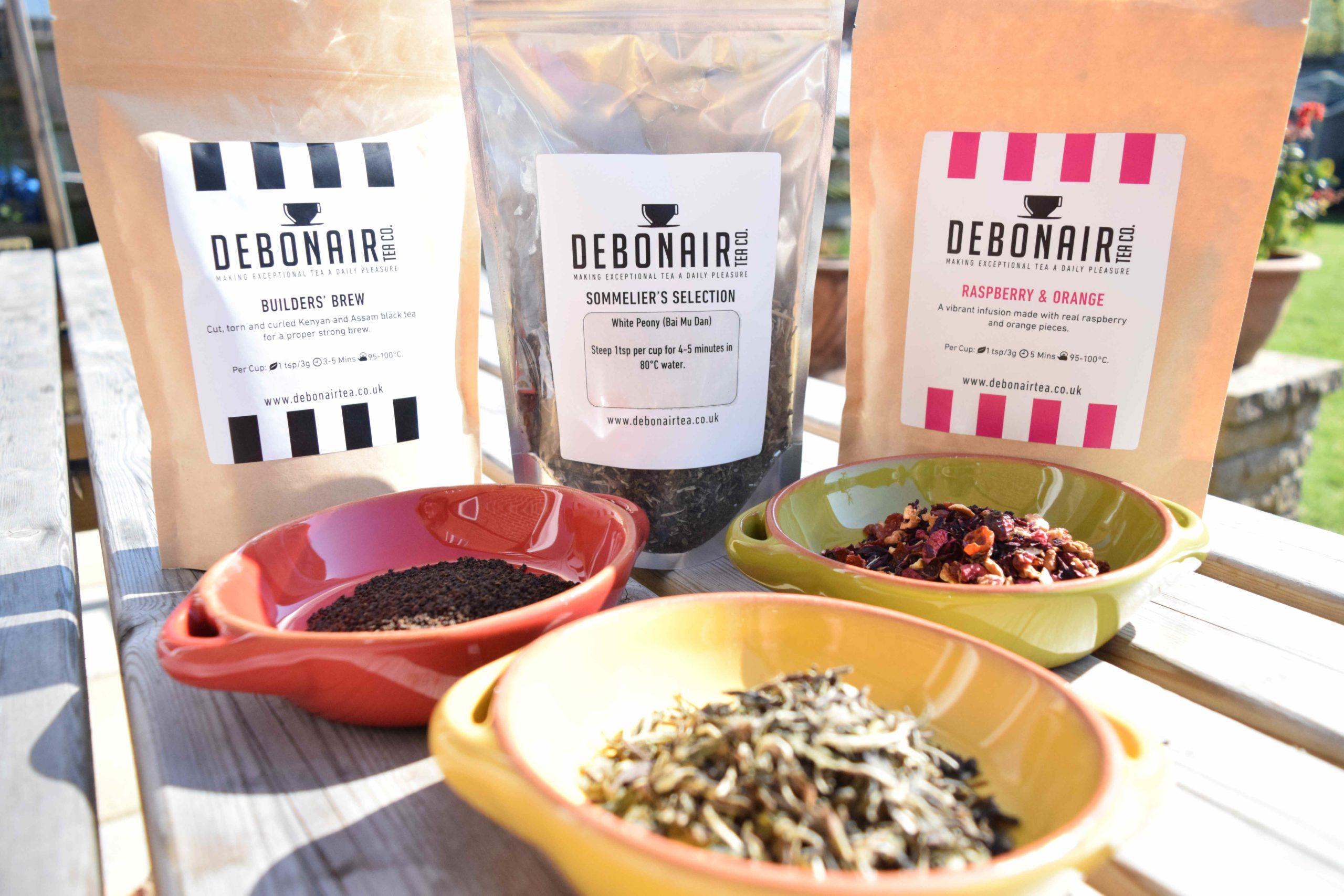 Debonair Tea Collection