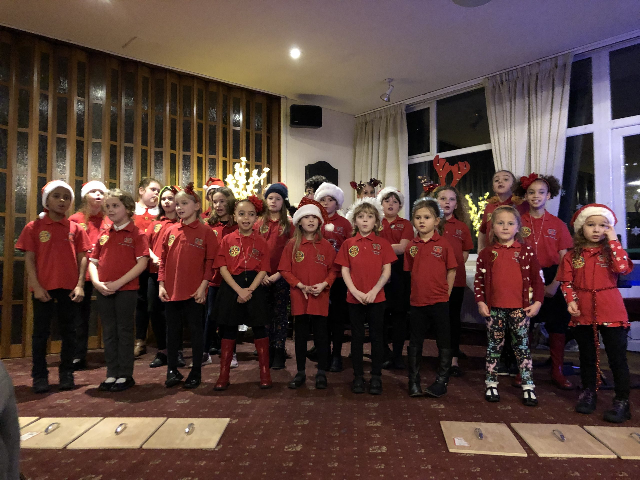 Shepway Primary Singers