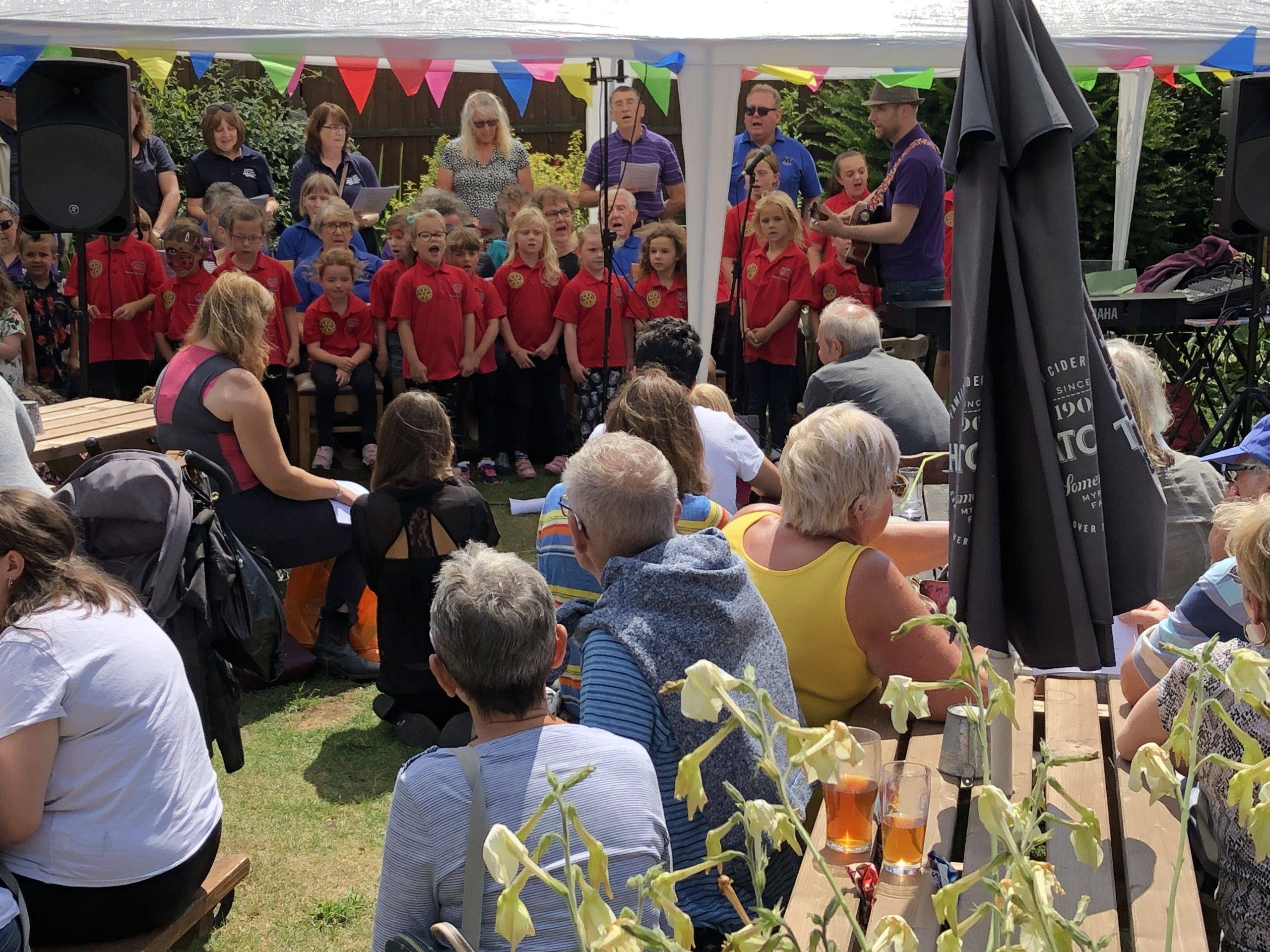 Shepway Primary Singers and Headstrong