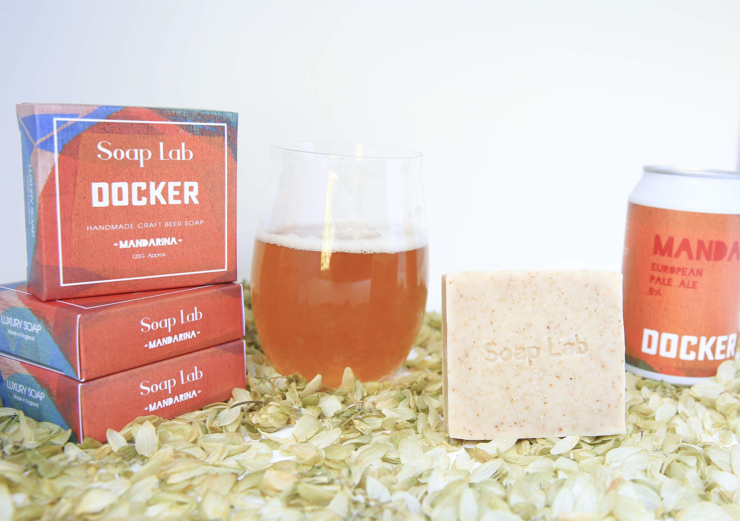 Soap Lab Docker Soap