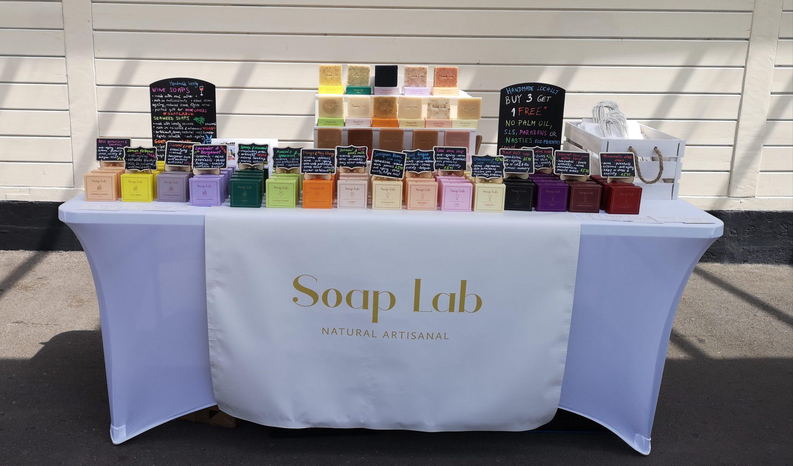 Soap Lab Harbour Market