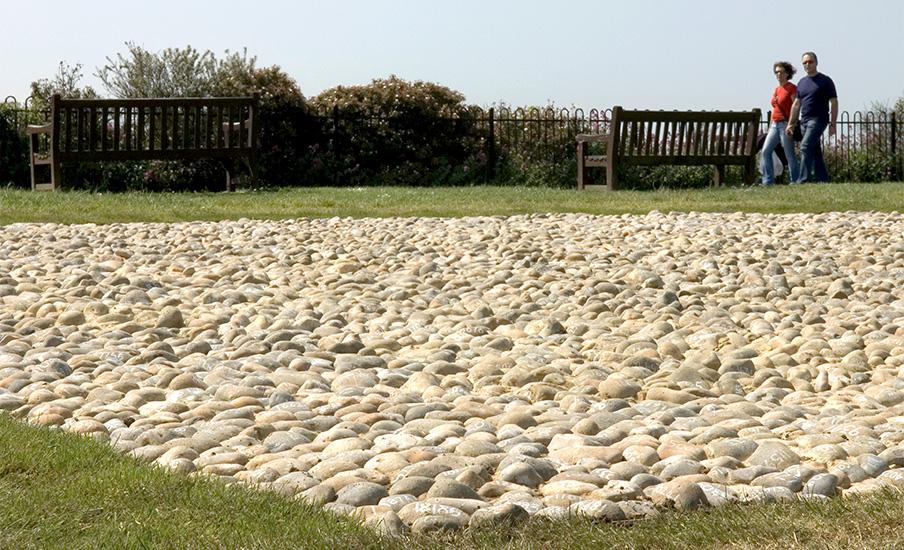 Creative Folkestone Wallinger Stones