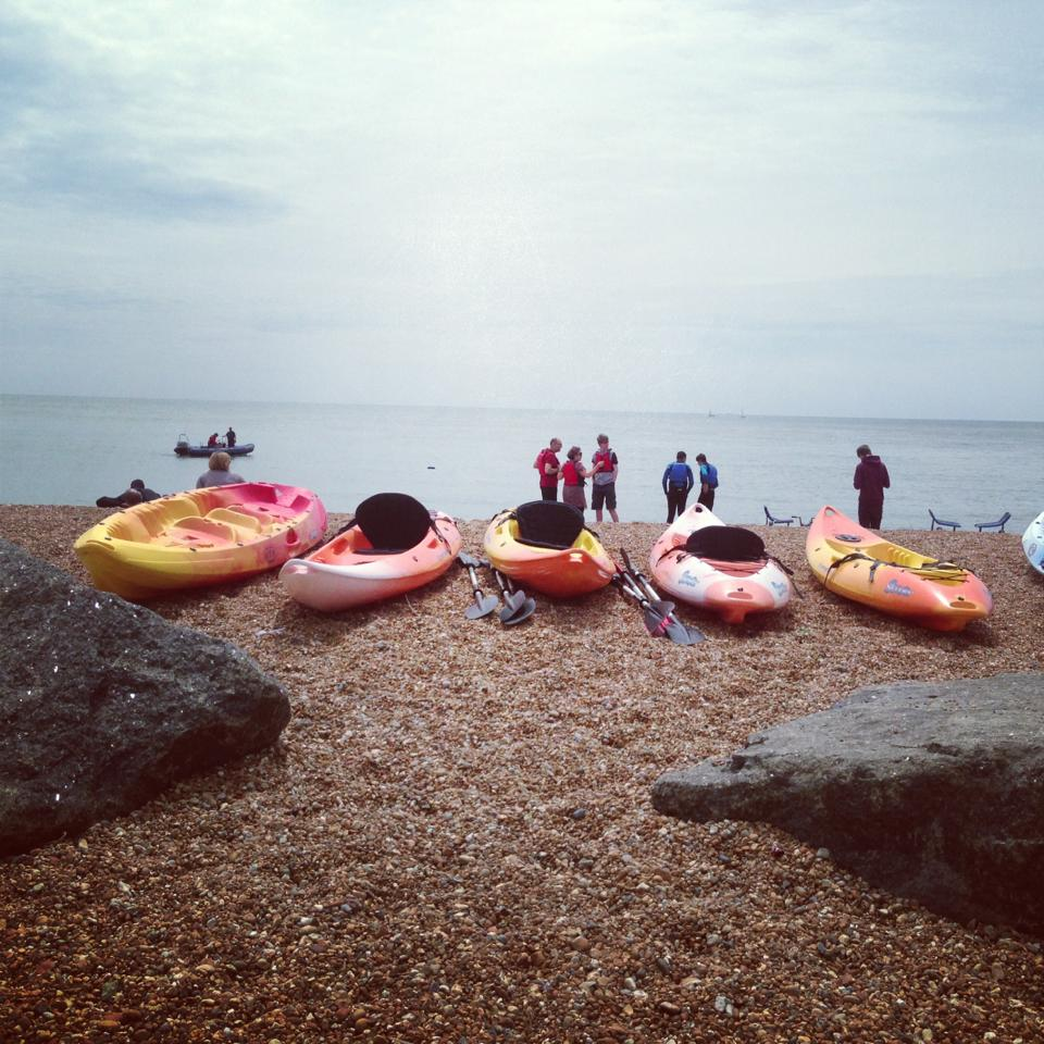 Kayaks Folkestone Sea Sports