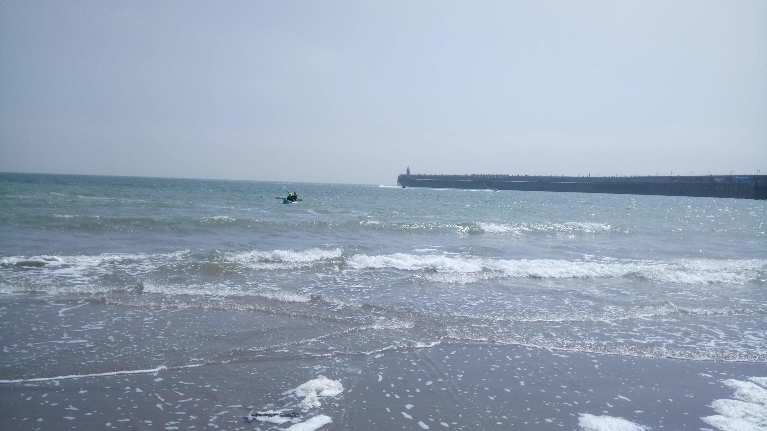 Kayaking Sunny Sands