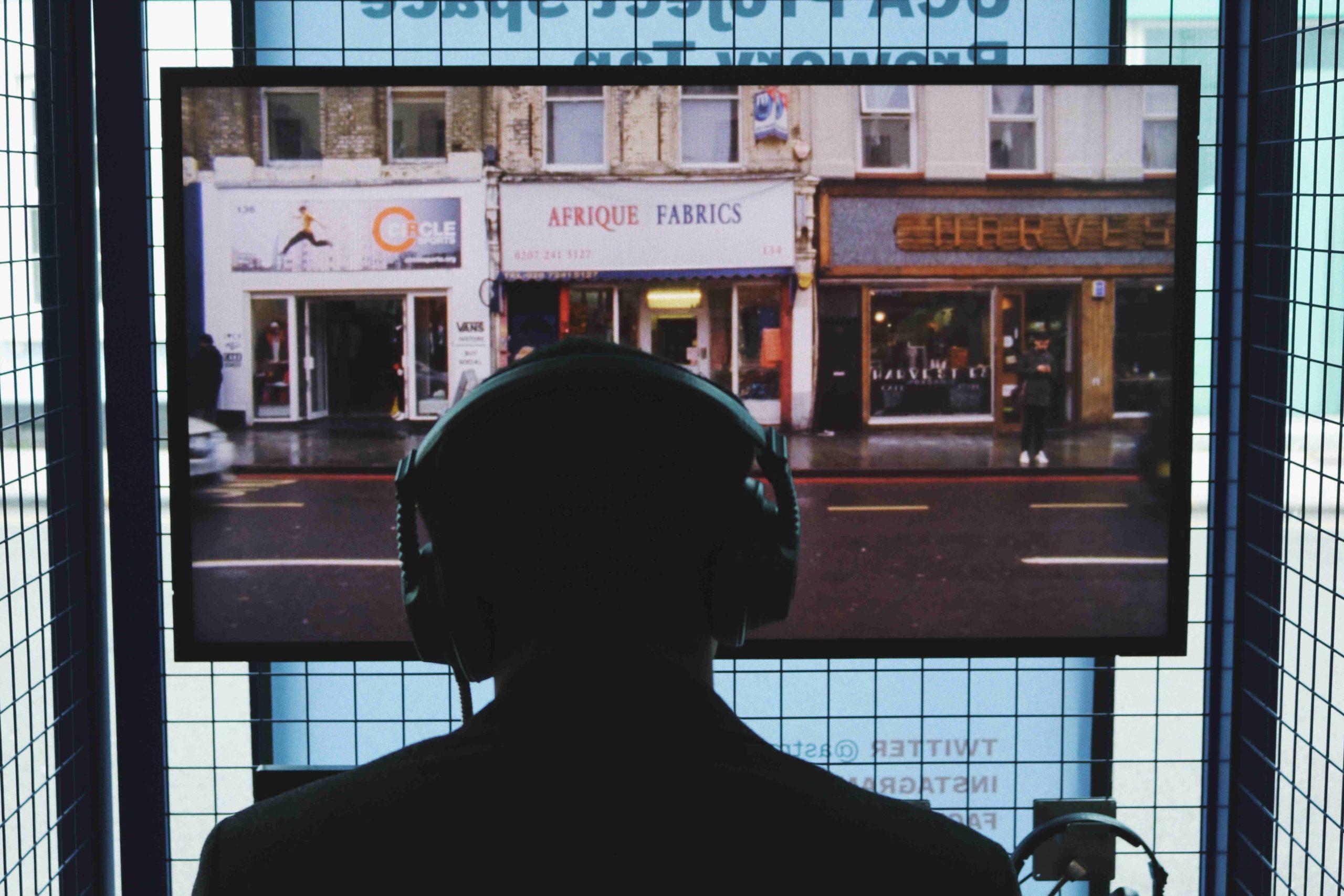 Audio Time Based Art Strangelove Festival