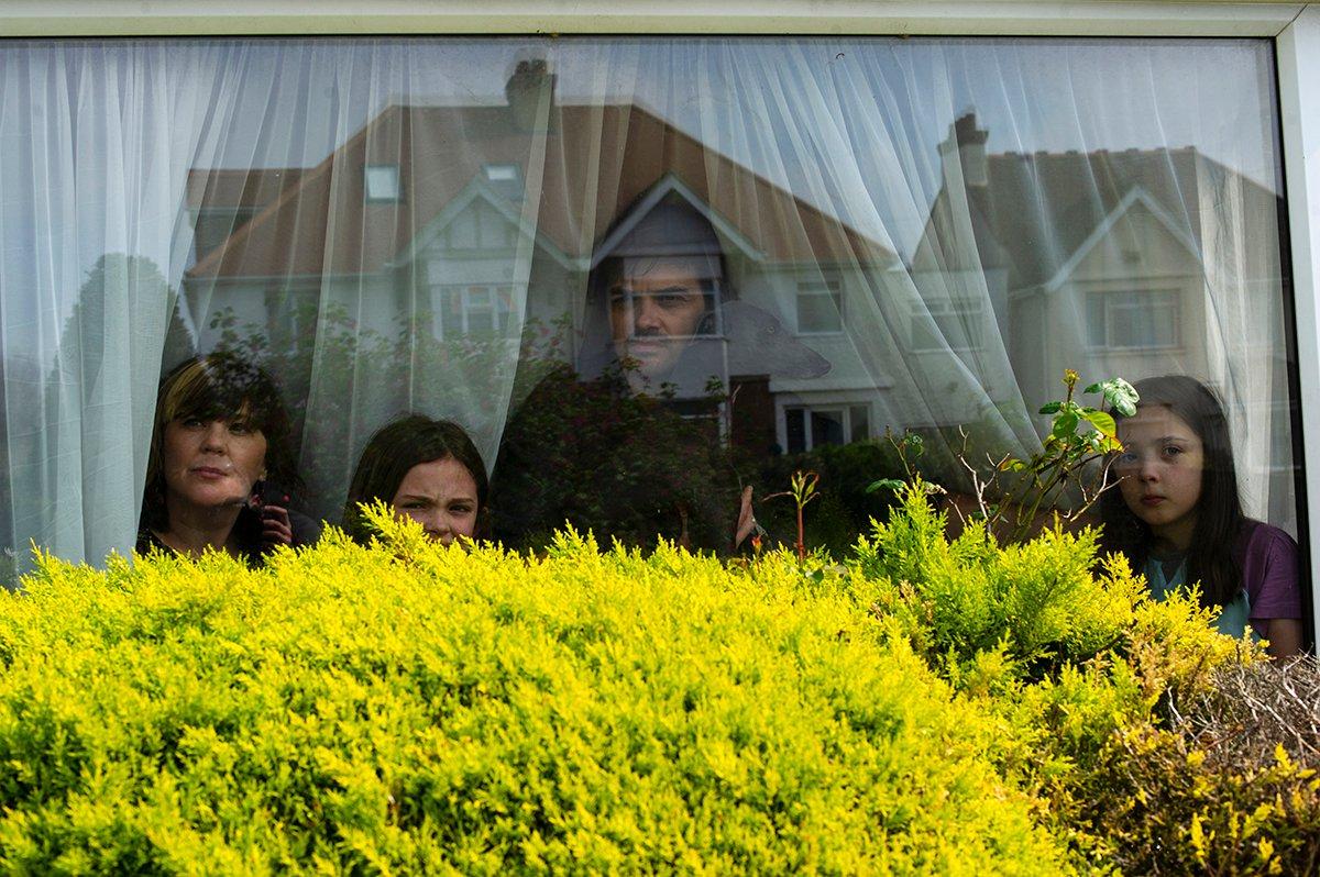 Family in Lockdown Folkestone Portraits Zak Waters