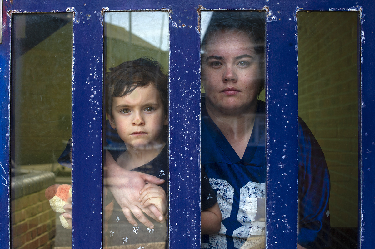 Zak Waters Folkestone Lockdown Portraits