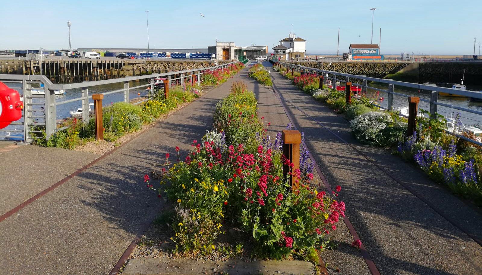 Viaduct Flowers