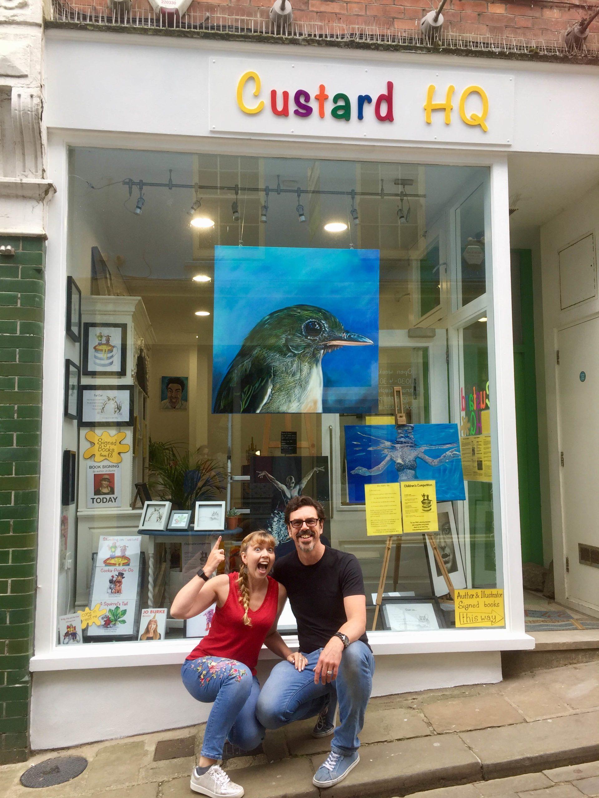 Custard HQ