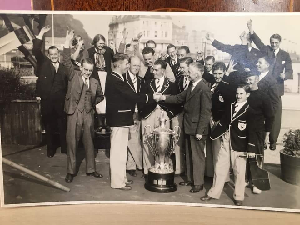 Nationals Winners Folkestone Rowing Club