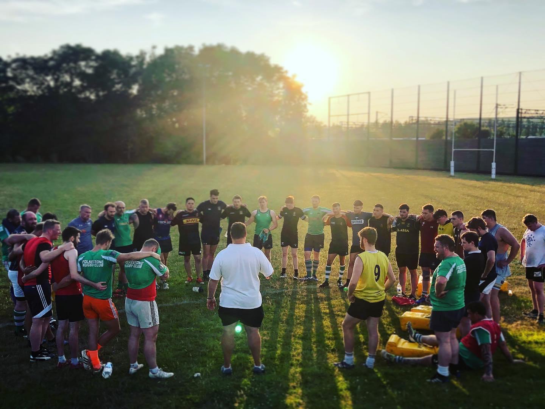 Team Hug Folkestone Rugby Club