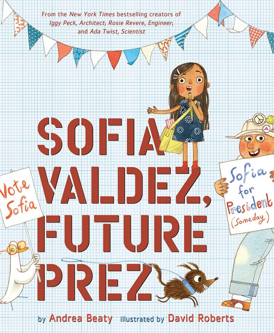 Sophia Valdez, Future Prez