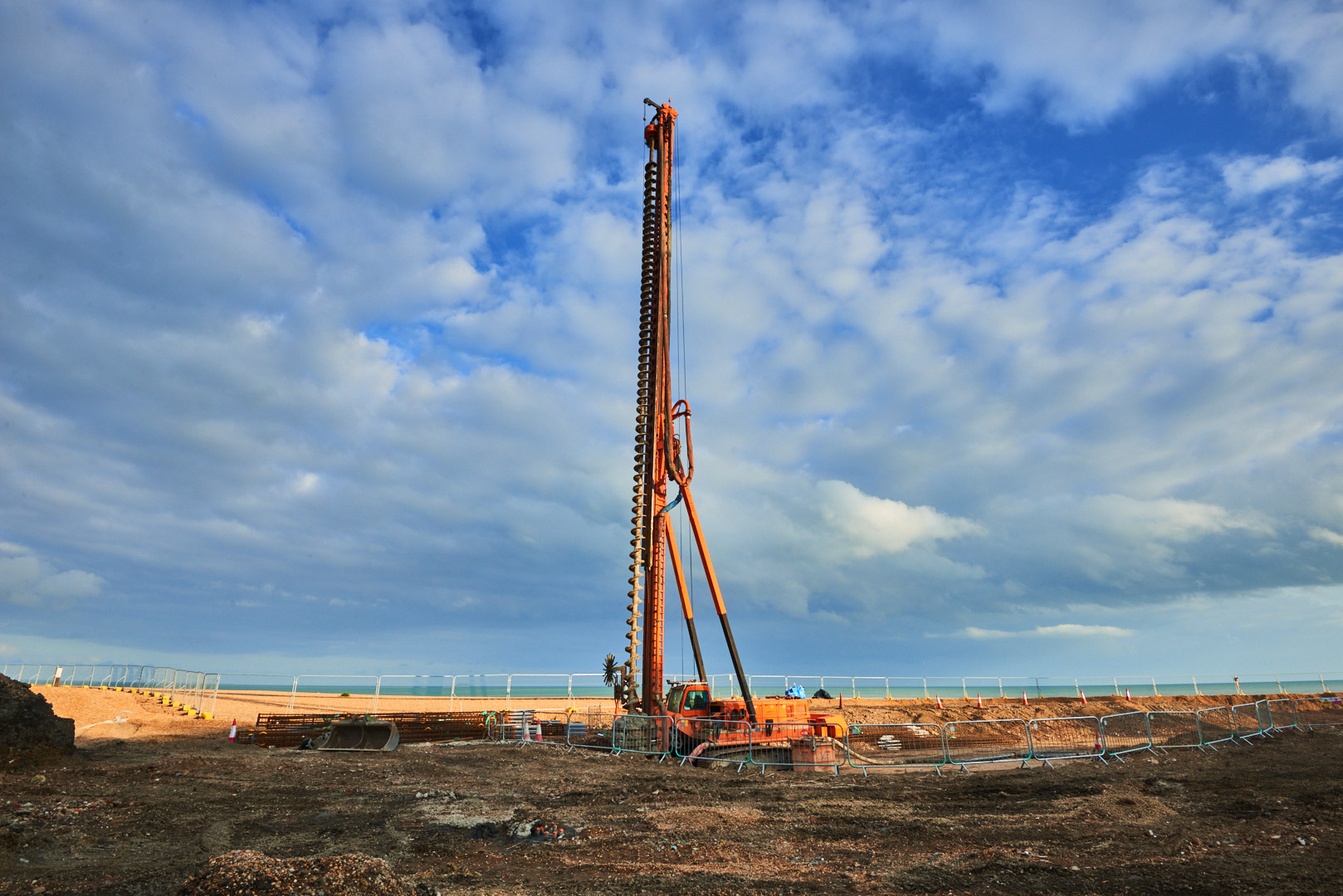 Piling Machine June 2020