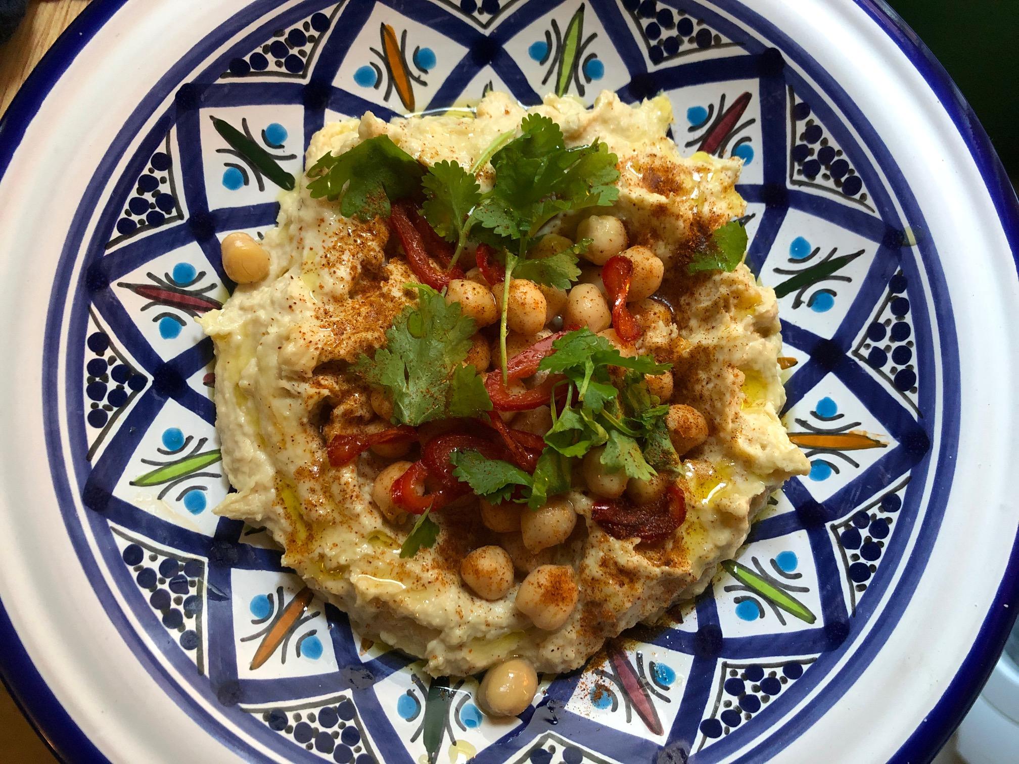hummus Gourmet Kitchen