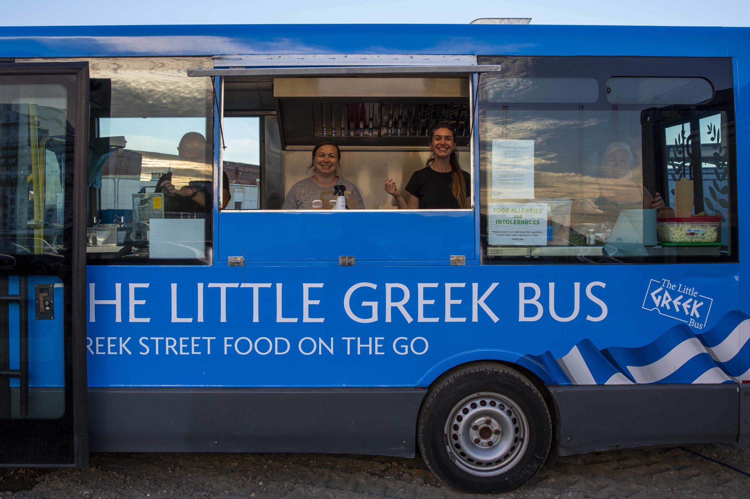 Little Greek Bus Credit Andy Aitchison