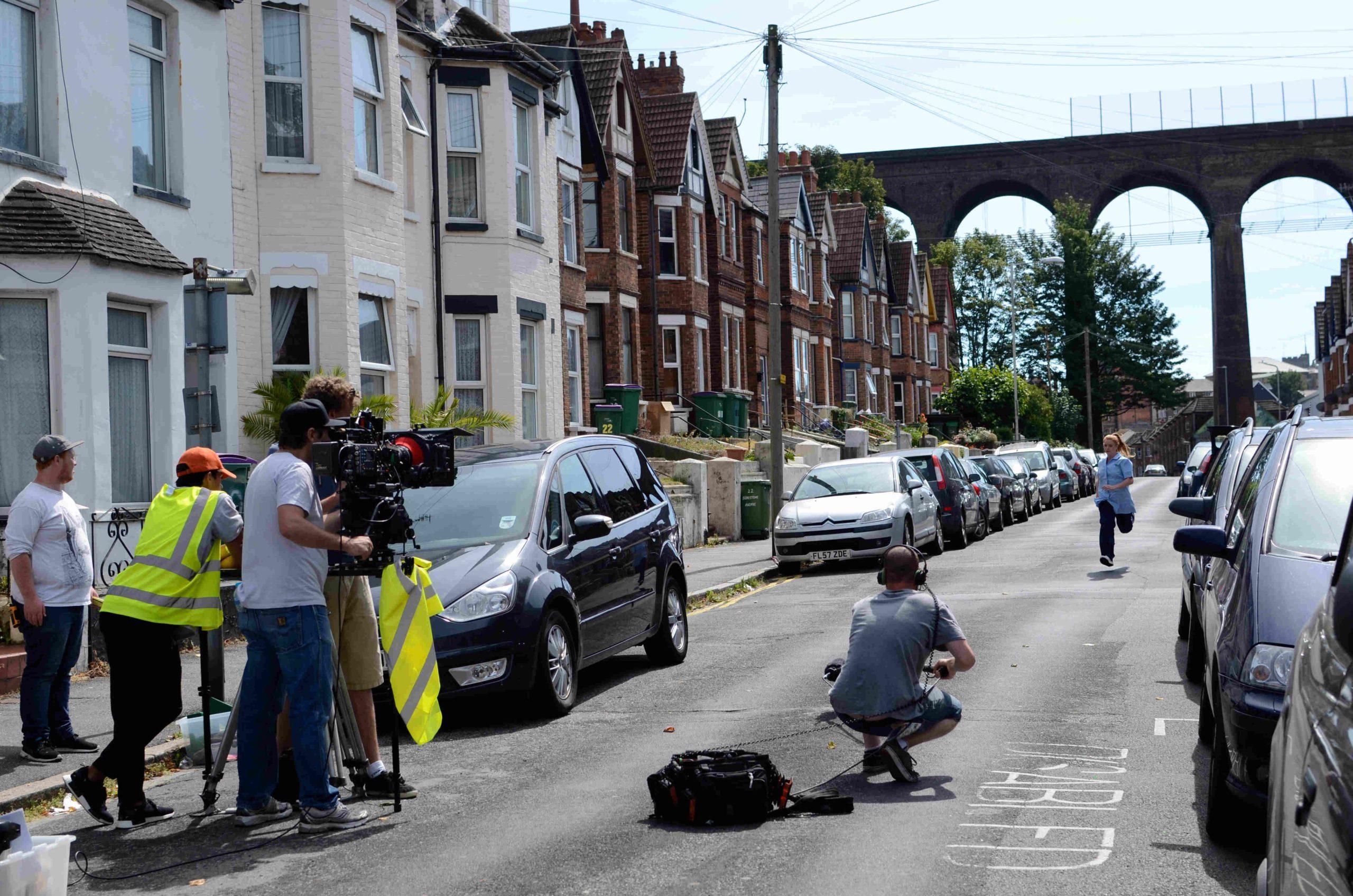 Folkestone Viaduct Run Peter Blach