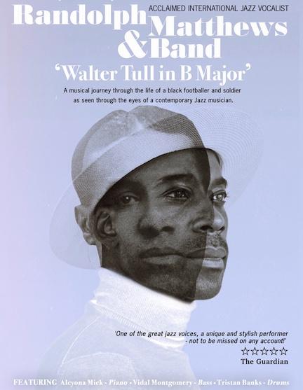 Walter Tull in B Major
