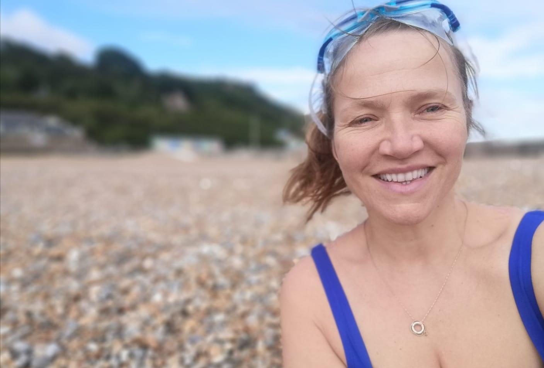 Jessica Hynes Sponsored Swim