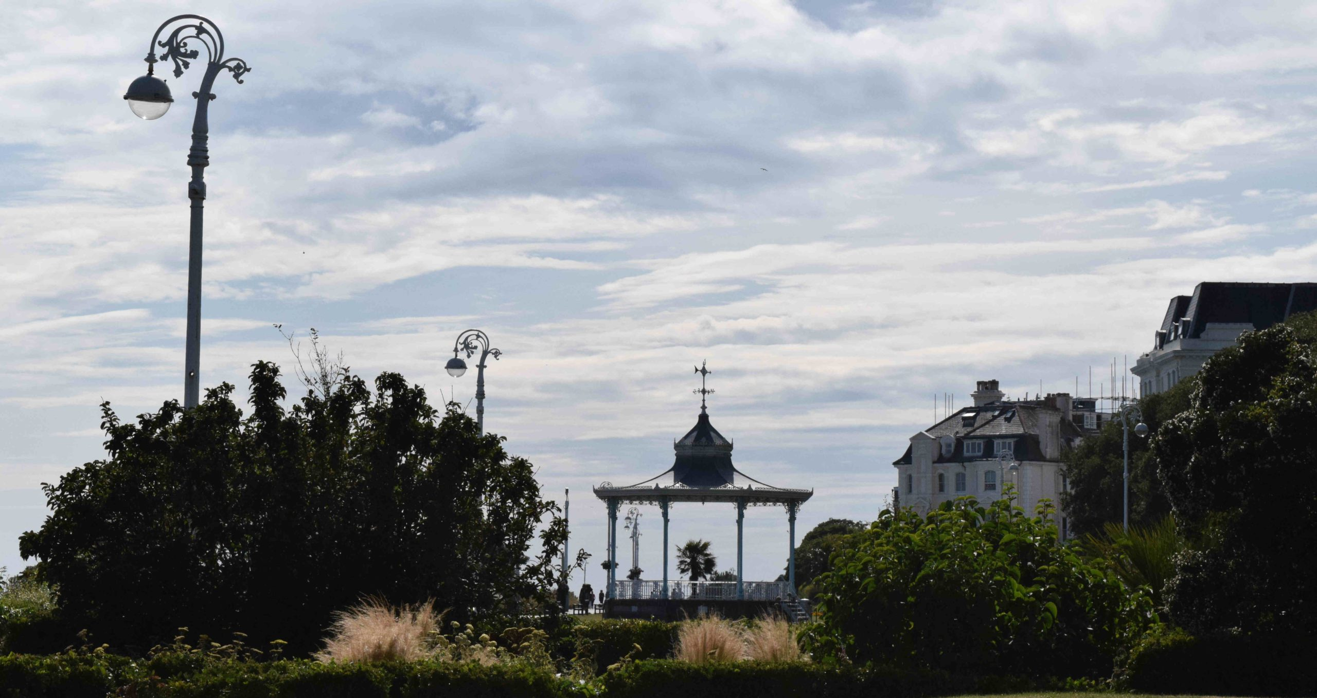 The Bandstand on The Leas