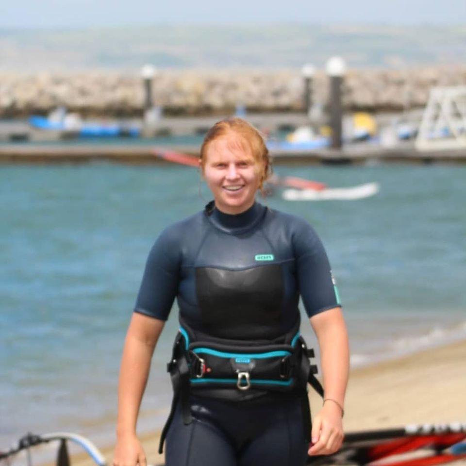 Jenna Gibson Wetsuit