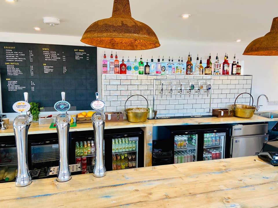 The Bar The Pilot Beach Bar