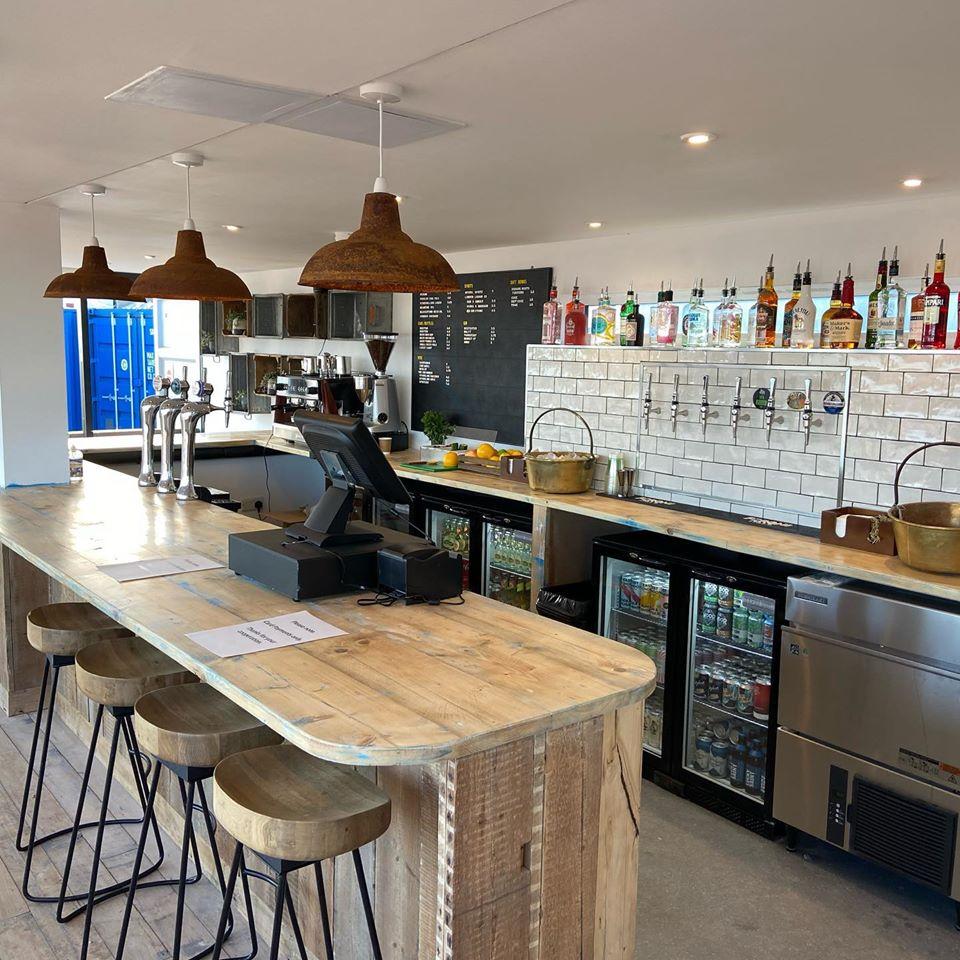 Pilot Beach Bar