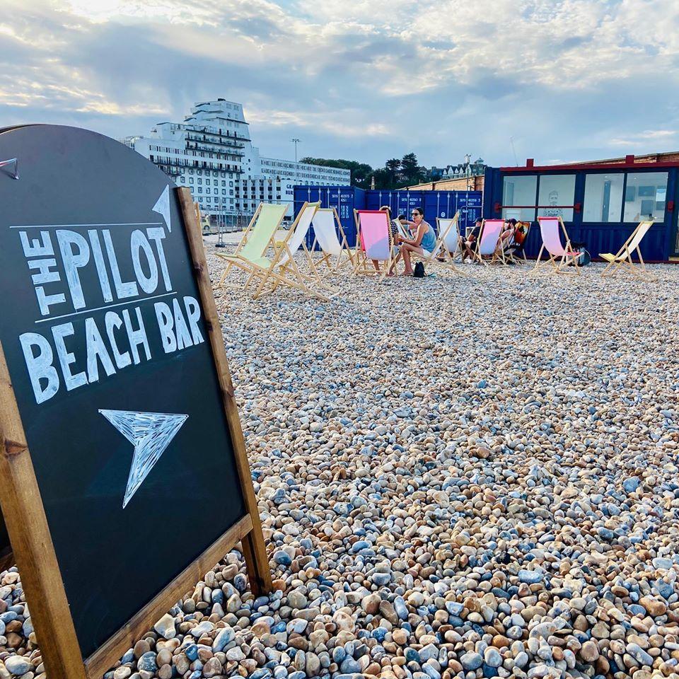 The Pilot Beach Bar