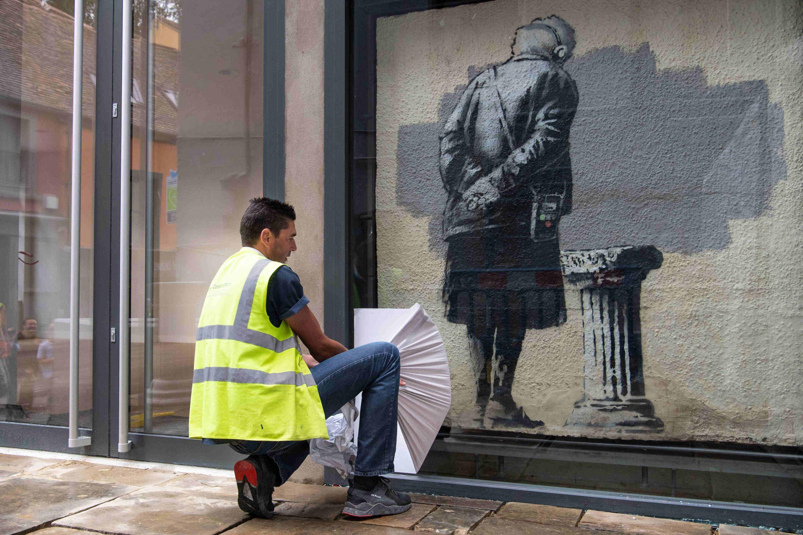 Folkestone Banksy