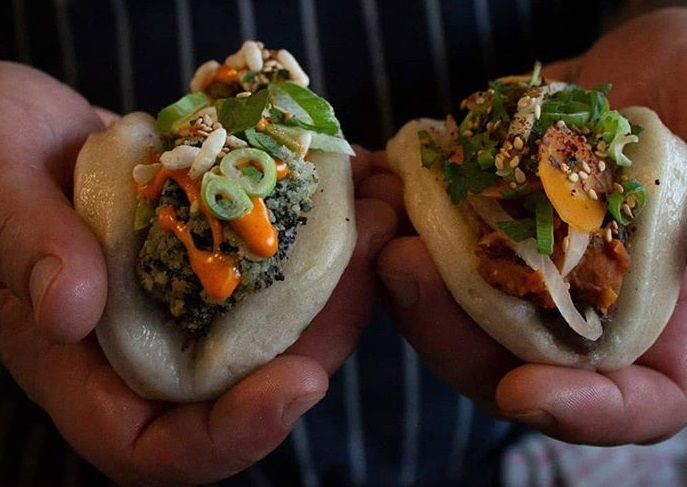 Vegan Options Bao Baron