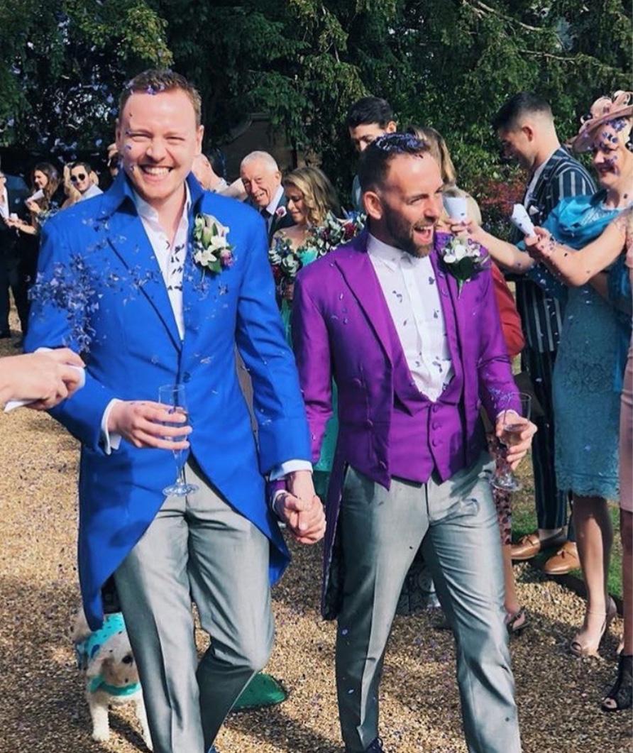 Bespoke Wedding Jackets and Waistcoats