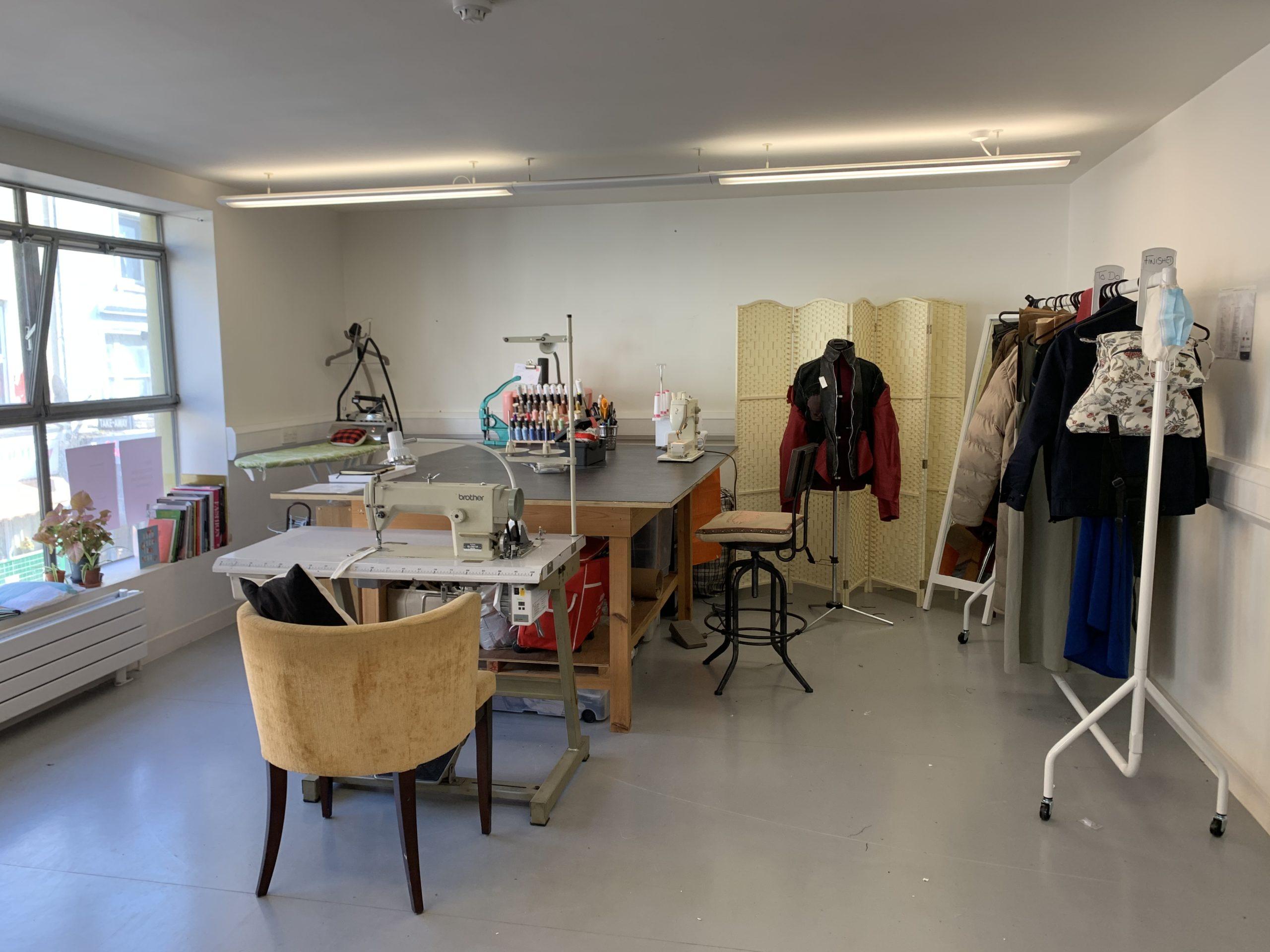 Folkestone Alterations Studio