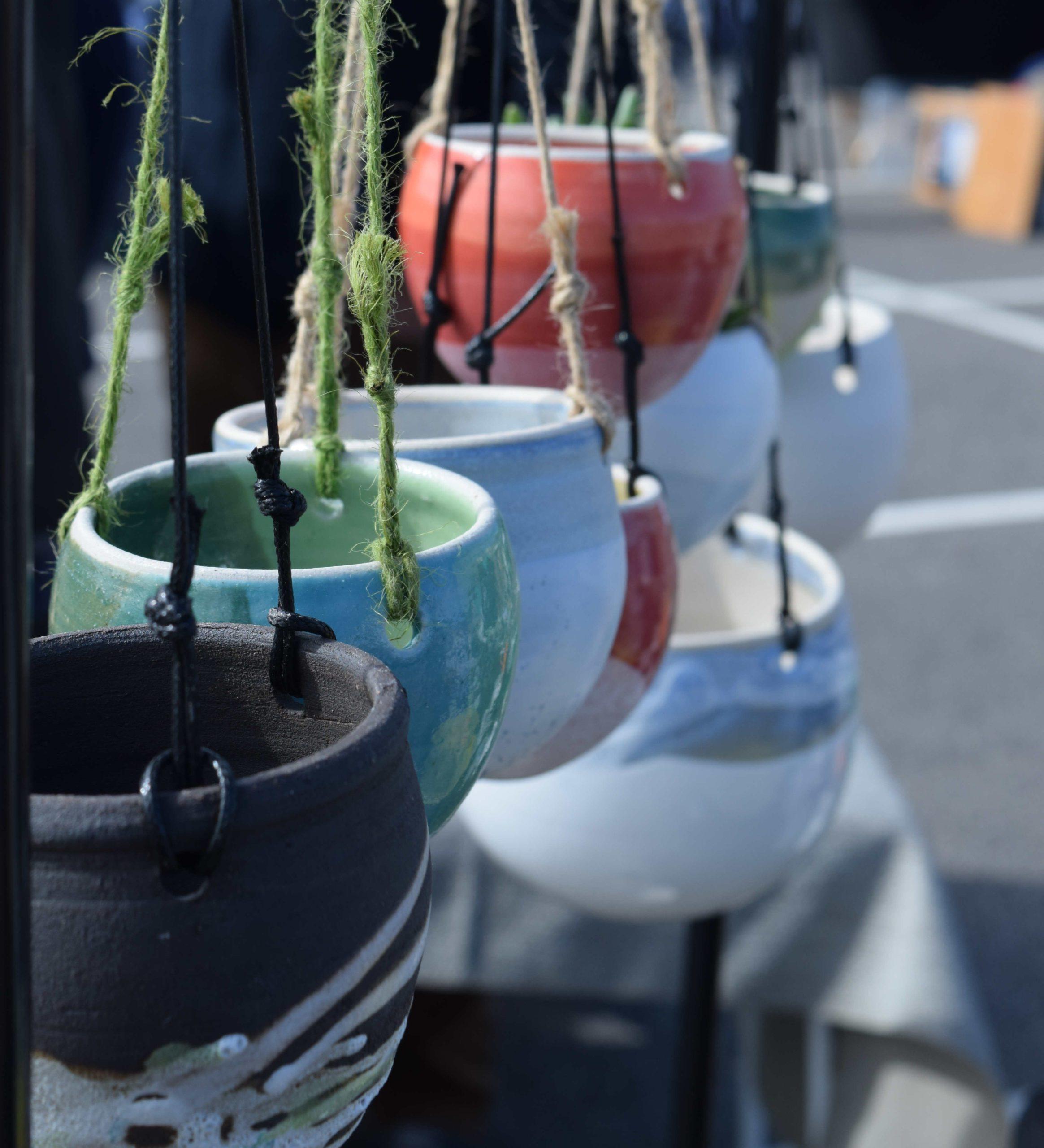 Deryl Gillam Jones Pots Harbour Marketplace