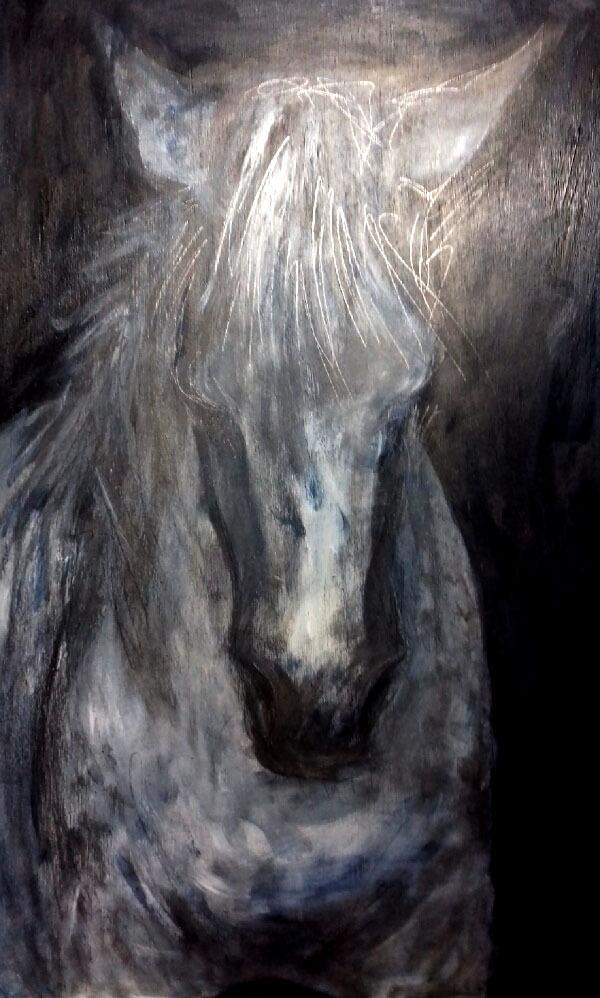 Horse The Woodshed