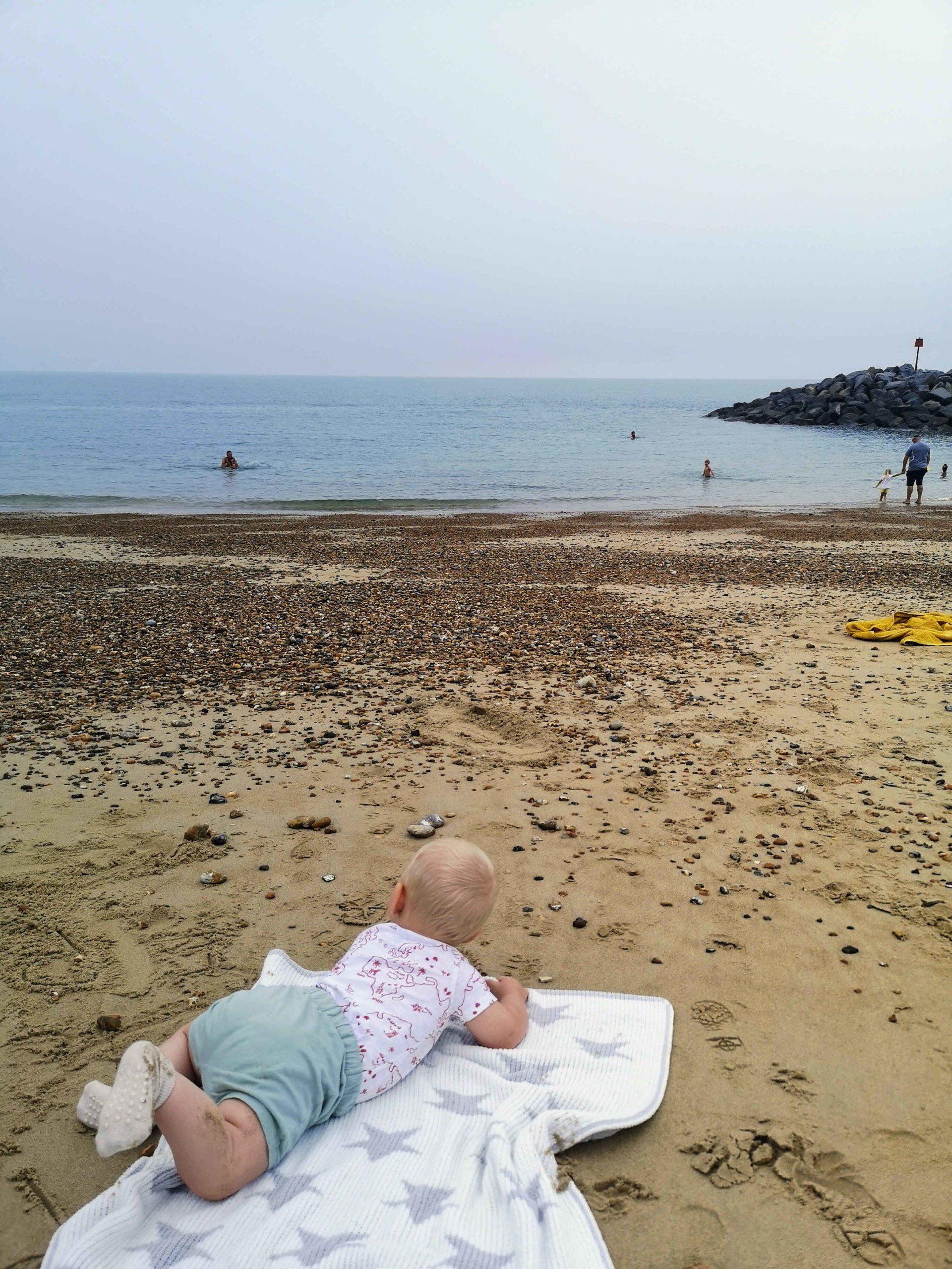 At Mermaid Beach