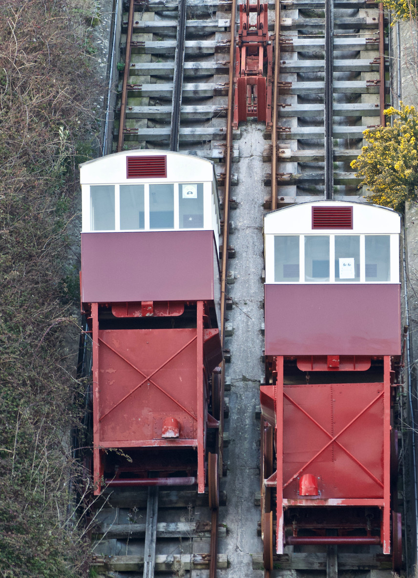 Lift Carriages Credit Phil Blades