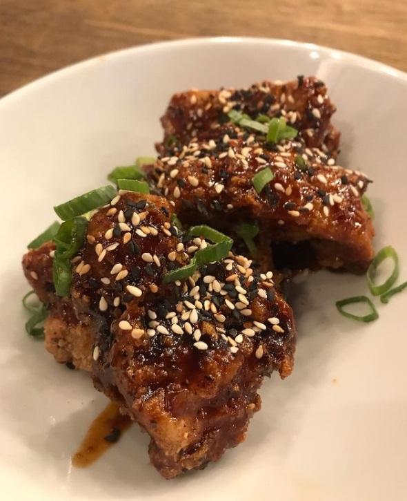 Bitten Written Bao Baron Korean Chicken