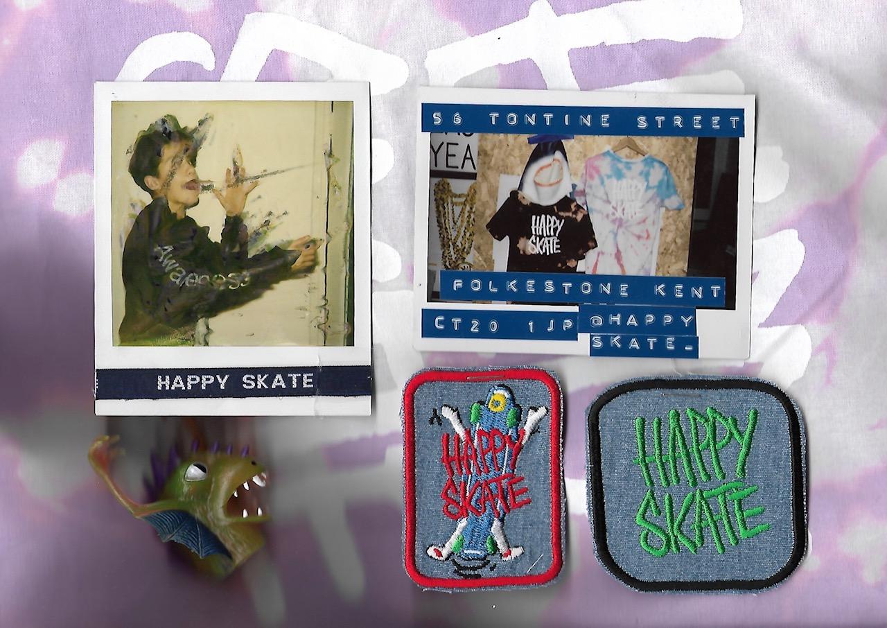 Happy Skate Advert