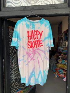 Happy Skate Dyehard Rosanna