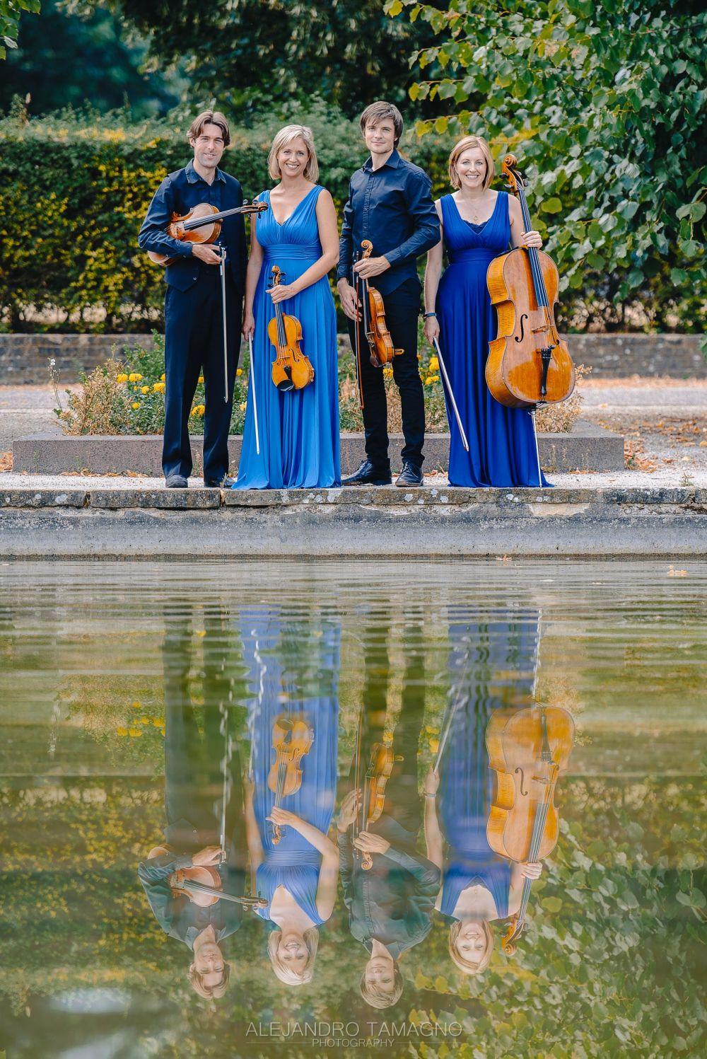 Sacconi Quartet Credit Alejandra Tamagno