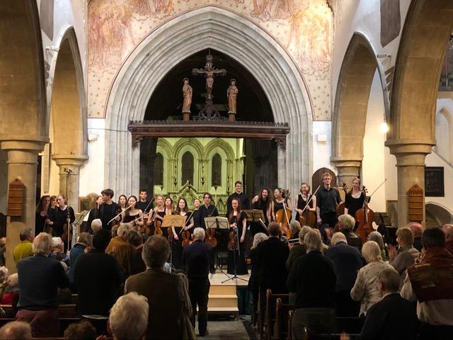 Sacconi Quartet with RCM Chamber Orchestra
