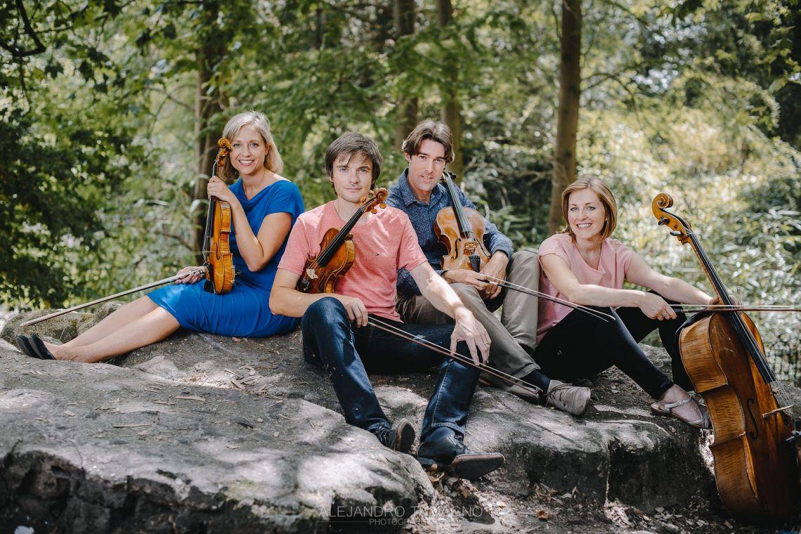 Sacconi Quartet Credit Emilie Bailey