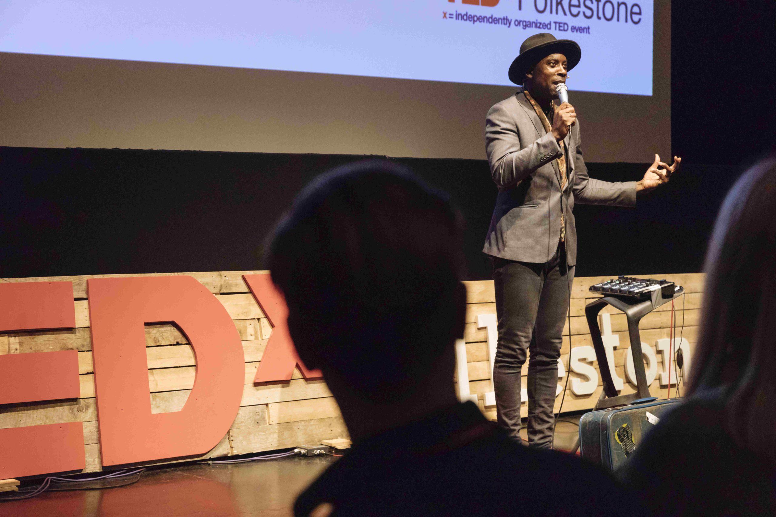 Randolph Matthews TedXFolkestone