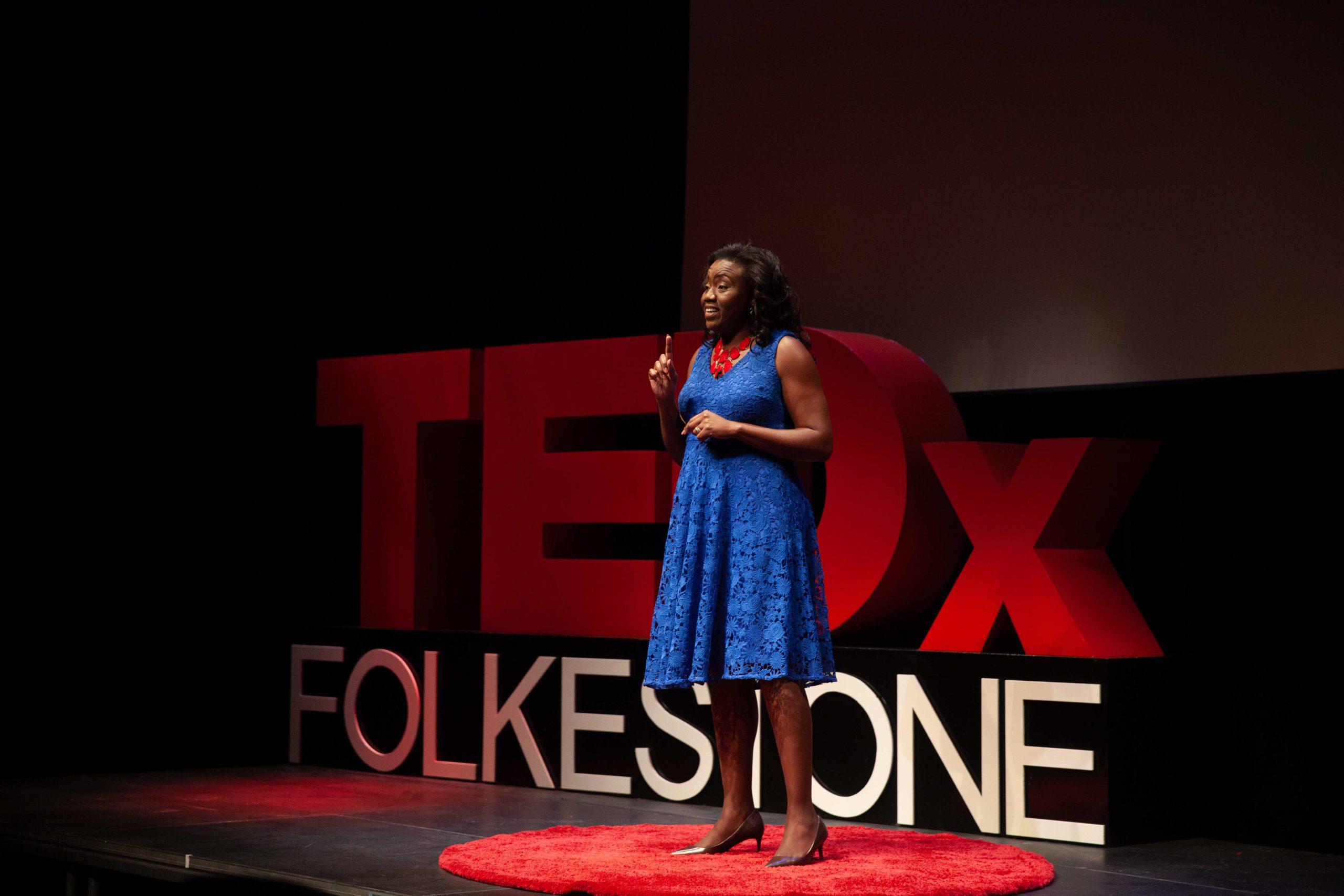 Julia Bernards Lee TedXFolkestone