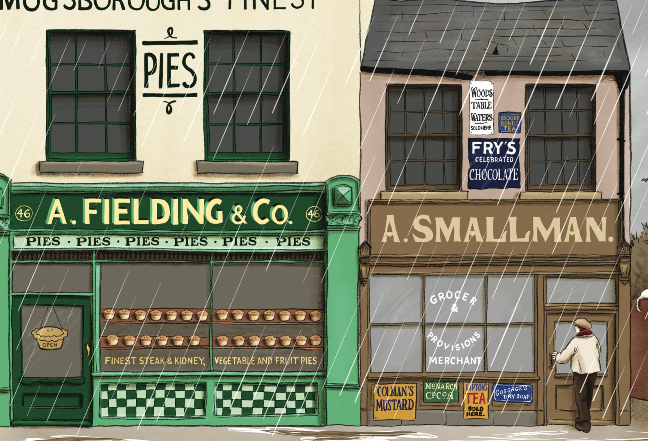 Abi's Pie Shop