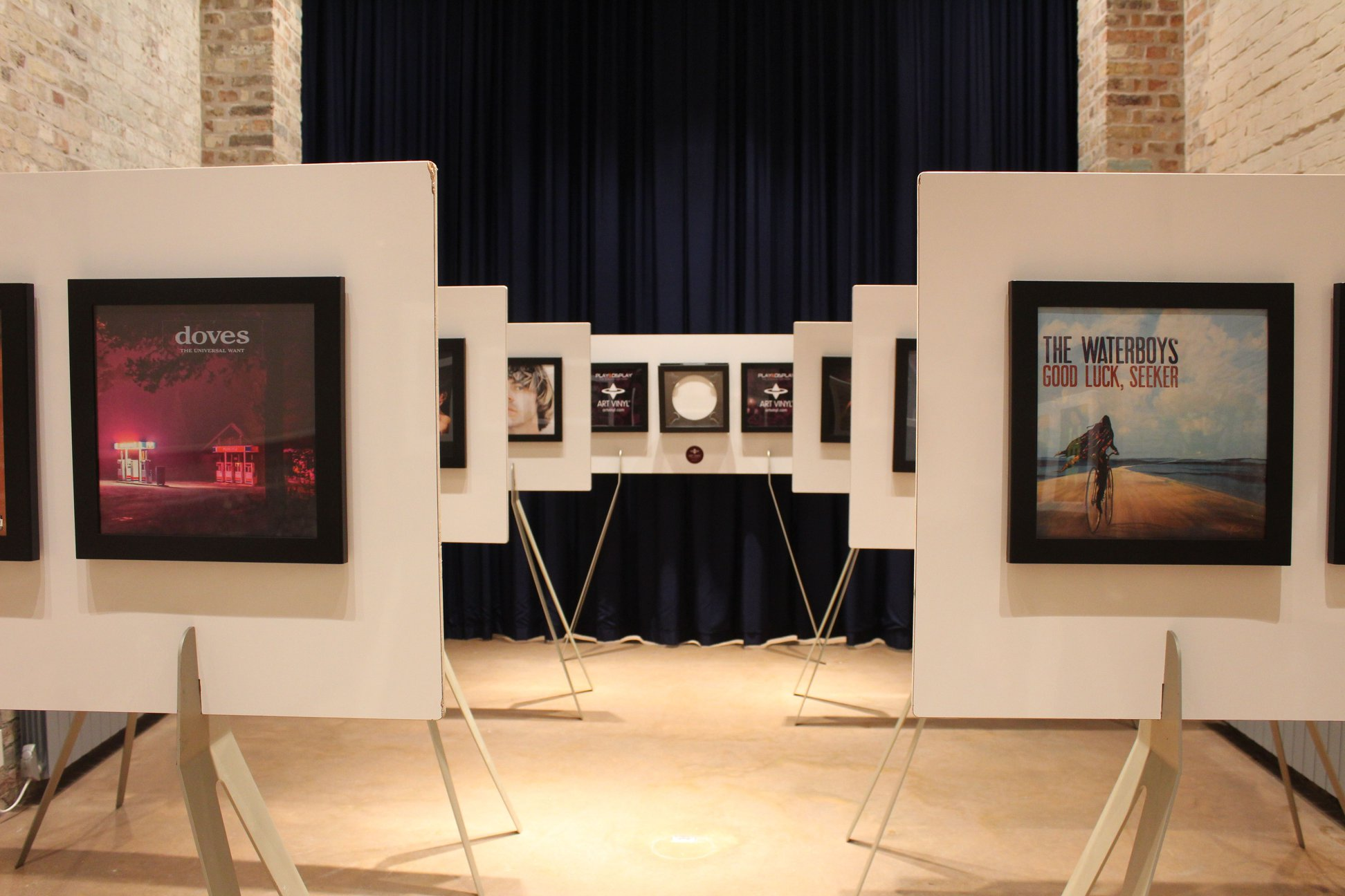 Best Art Vinyl Awards 2020 Exhibition in Customs House