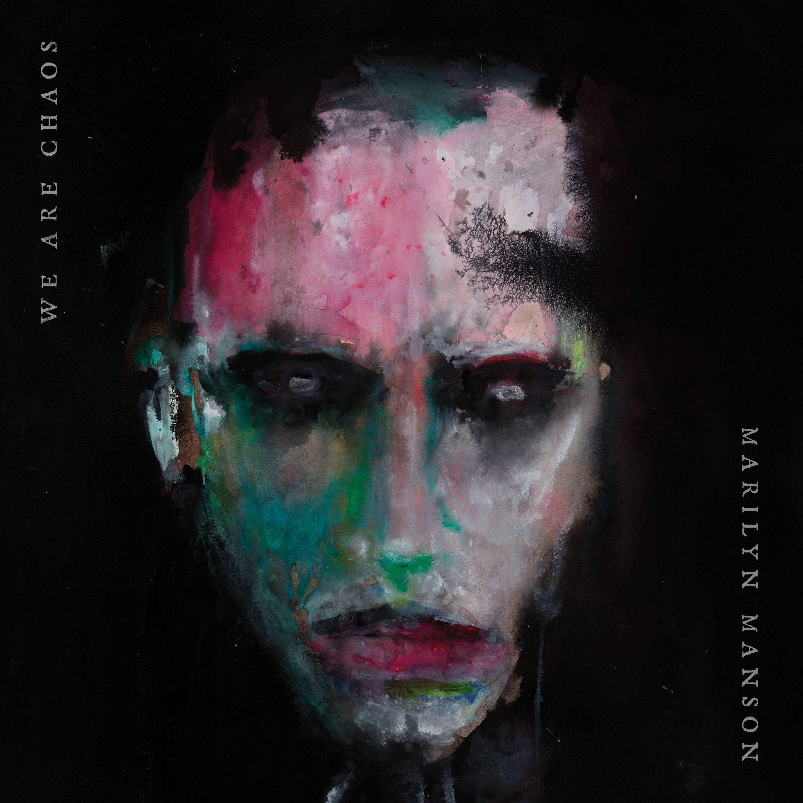 Best Art Vinyl Awards 2020 Marilyn Manson